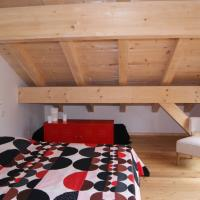 chambre principale, location chalet champ benoit valmorel appartement ski