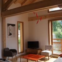 salon, loCATION CHALET VALMOREL